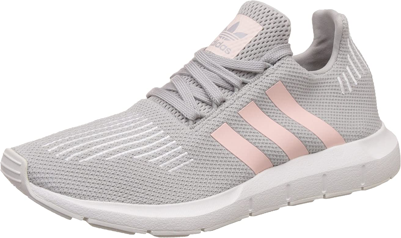 Running Shoes, Grey (Grey Two/Icey Pink