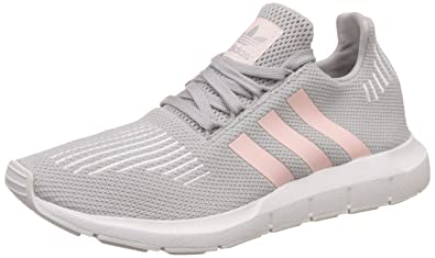 official photos 0e483 f4c5c Adidas Women's Swift Running Shoes, Grey (Grey Two/Icey Pink ...