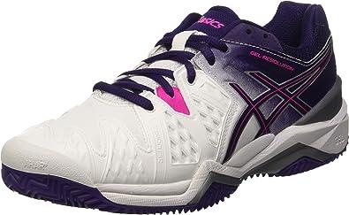 Asics Gel Resolution 6, Zapatillas de Tenis para Mujer