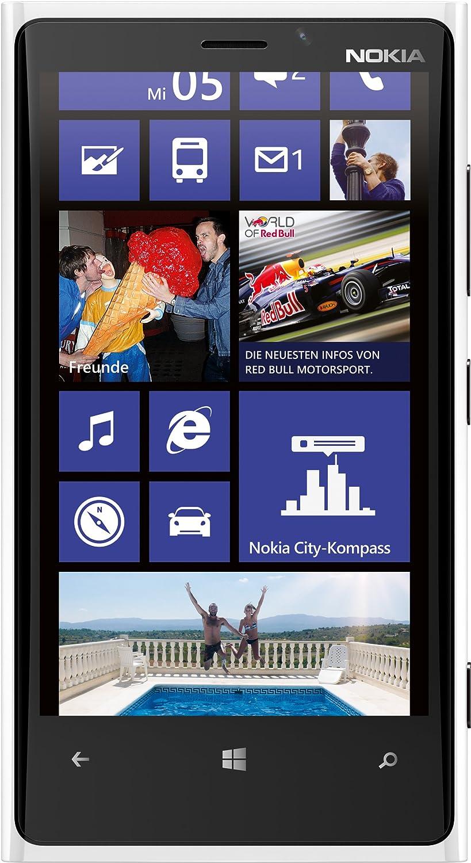 Nokia Lumia 920 - Smartphone libre (pantalla táctil de 4.5