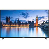 CTRONIQ 55-inch 4K Smart LED TV with Built-in DVB-T2 Receiver, Black – 55CT8200