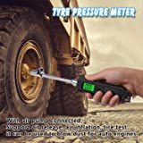 Fly5D Digital Tire Pressure Gauges (0-230 PSI) 4