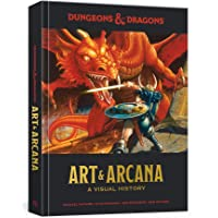 Dungeons And Dragons Art And Arc: A Visual History