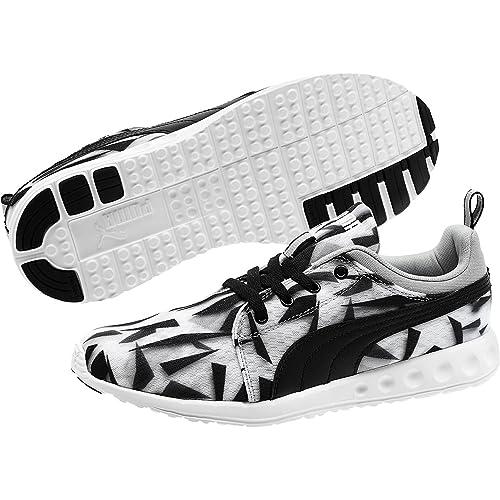 800eac70cecb1d Puma Mens Carson Runner Geo Camo Shoe