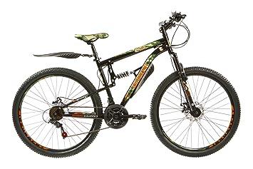 Rad Insurgent - Bicicleta de montaña con suspensión completa, ruedas de