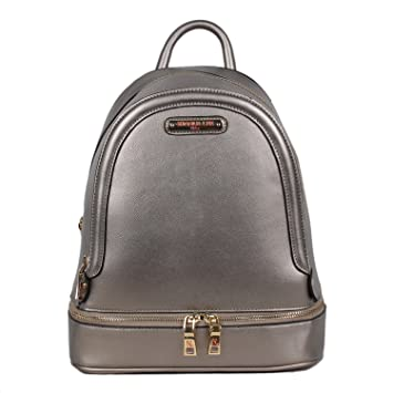 Amazon.com | Nicole Lee Womens Multi-Functional [Gold] Smart Lunch Backpack, Insulated Bottom Compartment, One Size | Casual Daypacks