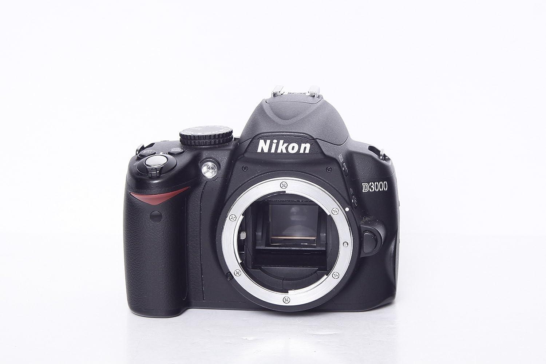 Nikon D3000 - Cámara digital (Auto, Nublado, Fine, Flash ...