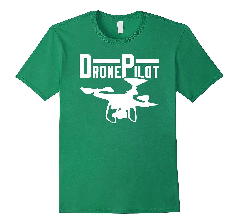 Drone Pilot Shirt Cool Tee Geek T Shirt Rt Rateeshirt