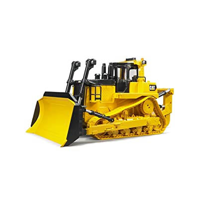 Bruder CAT Large Track Type Tractor: Toys & Games [5Bkhe1104525]