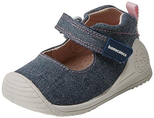 Biomecanics 182120, Zapatillas de Estar por casa Bebé-para Niñas: Amazon.es: Zapatos y complementos
