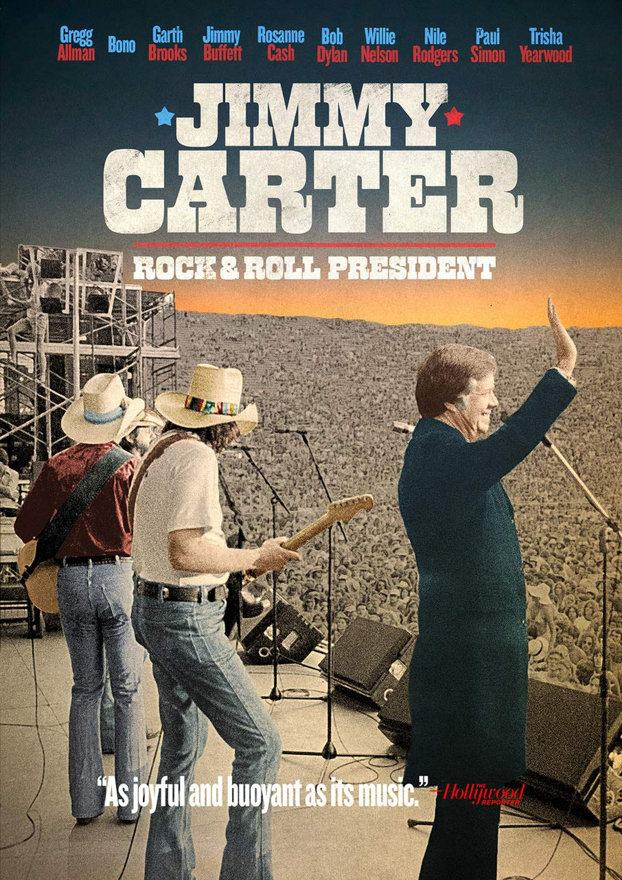 Jimmy-Carter:-Rock-&-Roll-President-(DVD)