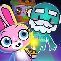 Main Street Pets Haunted Village - Ghost Town Friends Pretend Games