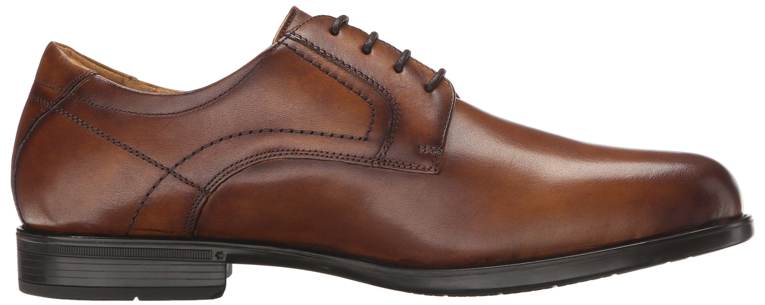 Florsheim Men's Medfield Plain Toe Oxford Dress Shoe, Cognac, 8 D US by Florsheim (Image #7)