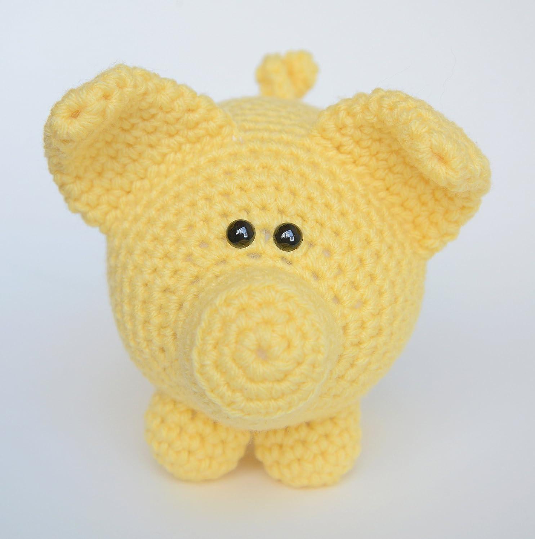 Free Crochet Patterns – Year Of The Pig – Crochet   1500x1485