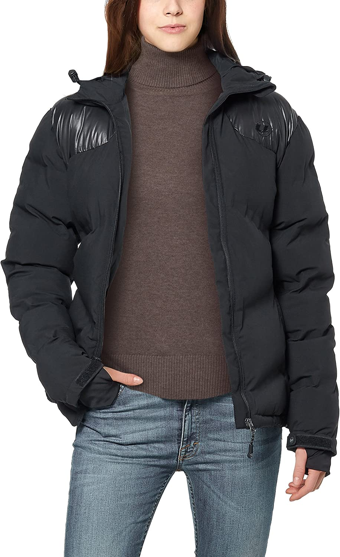 TALLA S. Ultrasport Winter Jacket Polly Chaqueta Invernal, Mujer