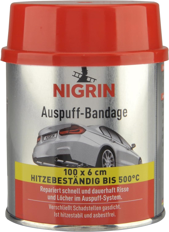 Nigrin 74071 Auspuff Bandage 100 Cm Asbestfrei Auto