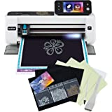 Brother ScanNCut2 Home and Hobby Cutting Machine with Rhinestone Trial Kit