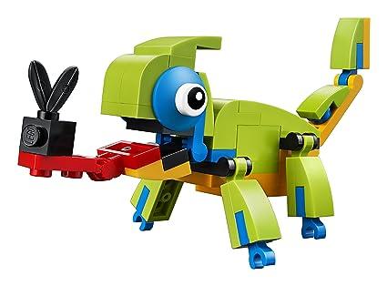Lego Creator Chameleon, Multi Color
