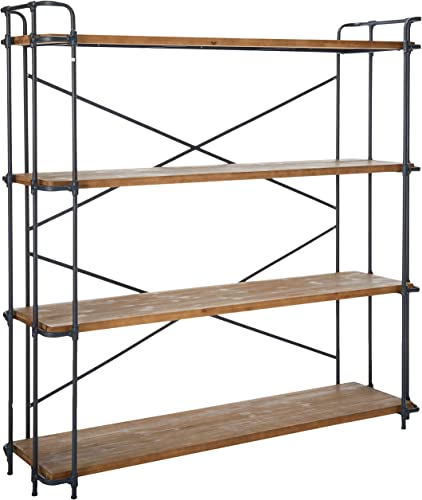 Christopher Knight Home Yorktown 4-Shelf Bookcase