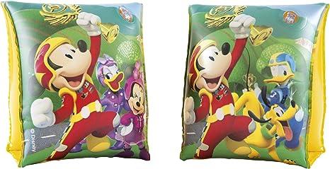 Bestway 91002, Manguitos Hinchables Disney Mickey Mouse Y Los ...