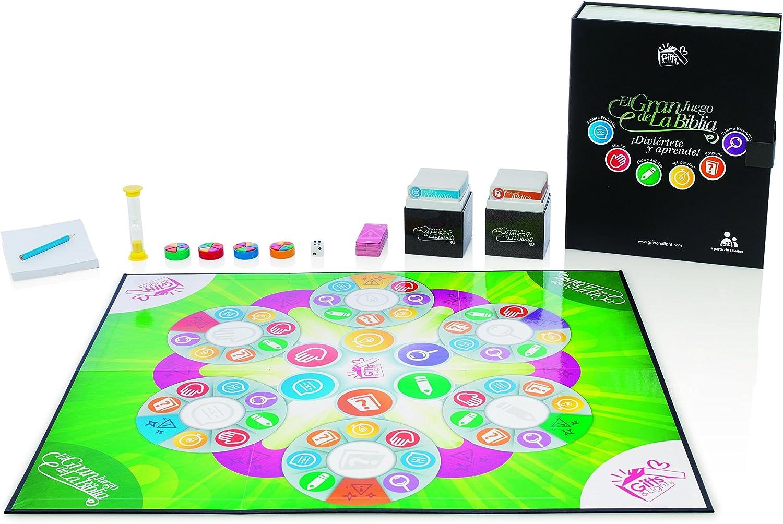 El Gran Juego de la Biblia: Amazon.es: Juguetes y juegos