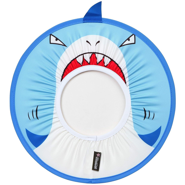 Manito Baby Shampoo Shower Hat/Cap/Visor/Shield (Shark)