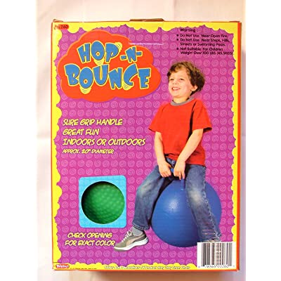 Hop-n- Bounce: Toys & Games