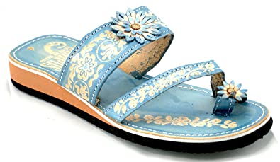 75ecec433306 Rampos MX Womens Mexican Handmade Leather Huaraches Sandals Sandalias Piel  Mujer Mexicano Sahuayo Mexico Dedo (