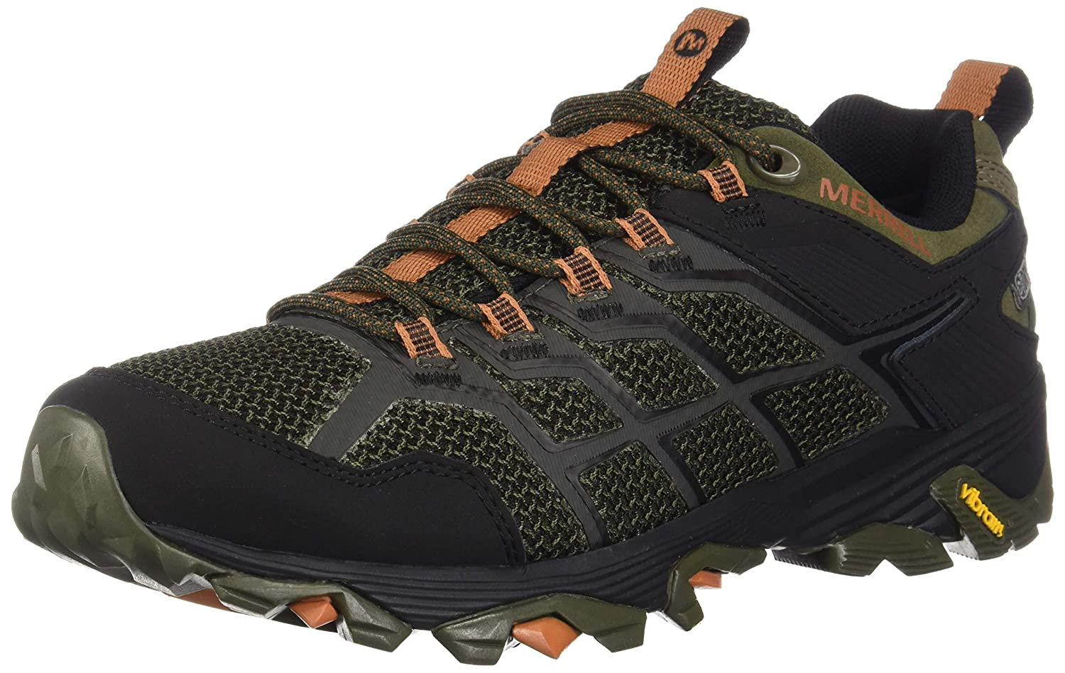 is the merrell moab fst waterproof case