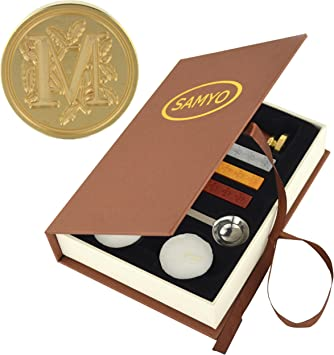 Samyo Wax Seal Stamp Kit