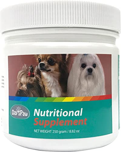 Alpha Dog Series Nutritional Multivitamin Bite Sized Vitamins Training Treats Supplements for Dogs