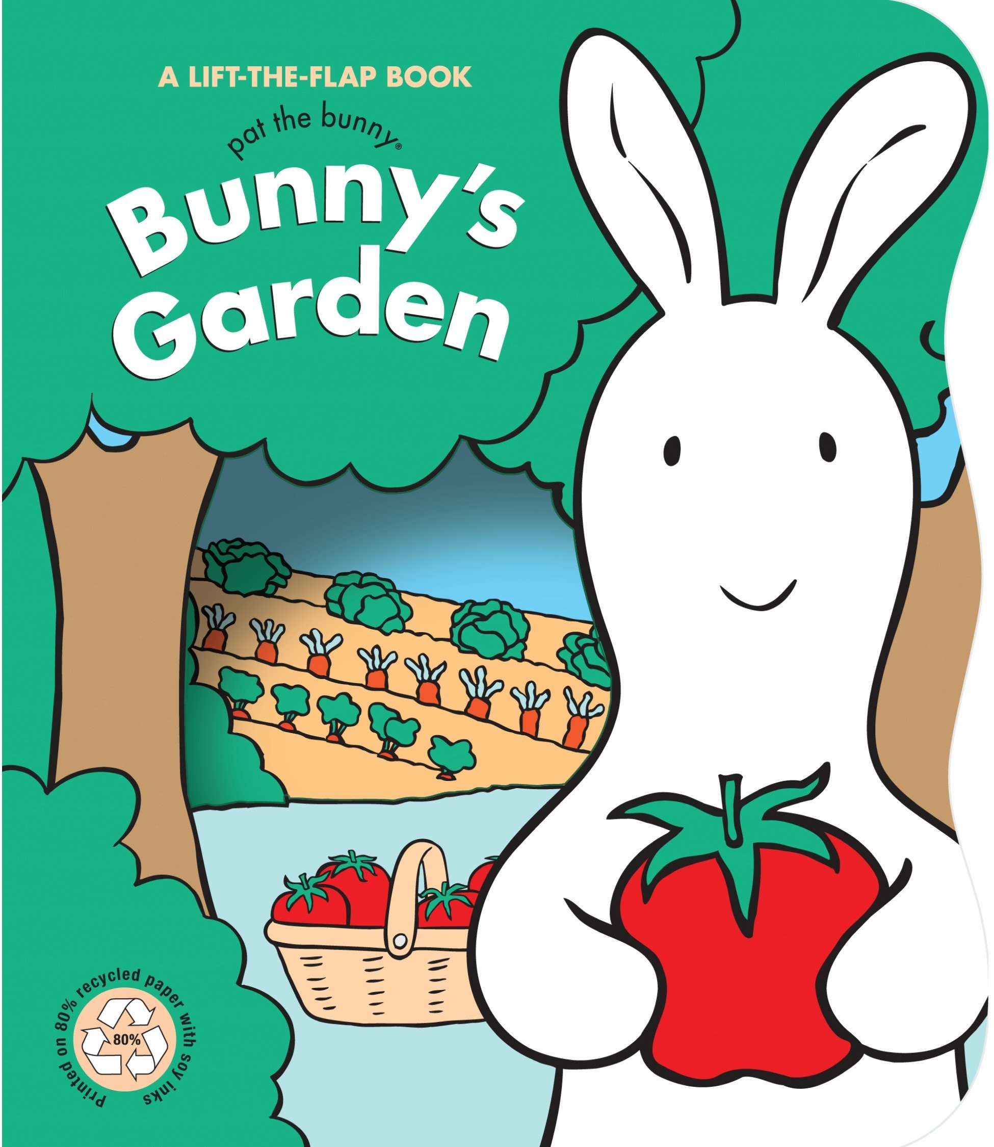 BUNNY'S GARDEN - SHA: Golden Books: 9780375857881: Amazon