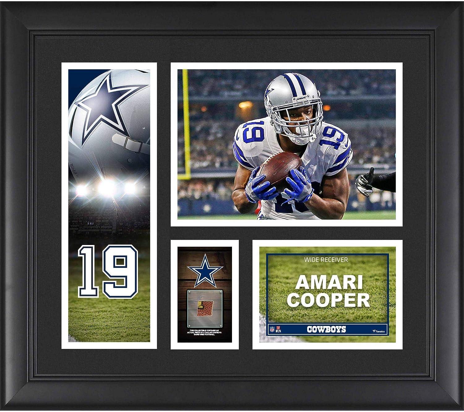 Amazon.com  Amari Cooper Dallas Cowboys Framed 15