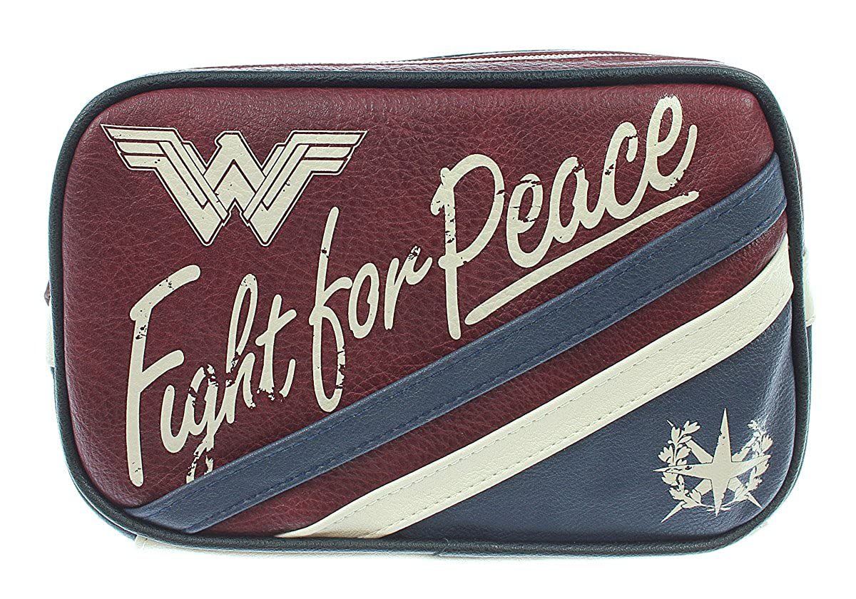 DC Comics Wonder Woman Cosmetic Make Up Bag