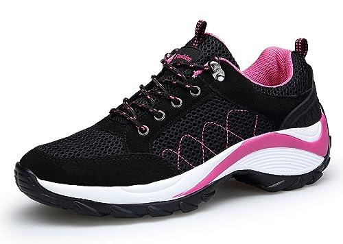 Koudyen Running Sneakers Respirable De Zapatillas Deportivas Mujer 868a1q