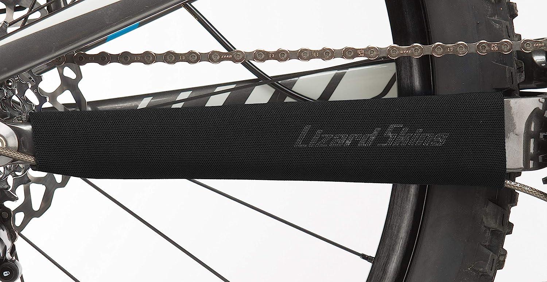 Cycling BMX Biking Lizard Skins Neoprene Chainstay Protector Mountain Bike