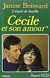 L'Esprit de famille, tome 6 : Cécile et son amour