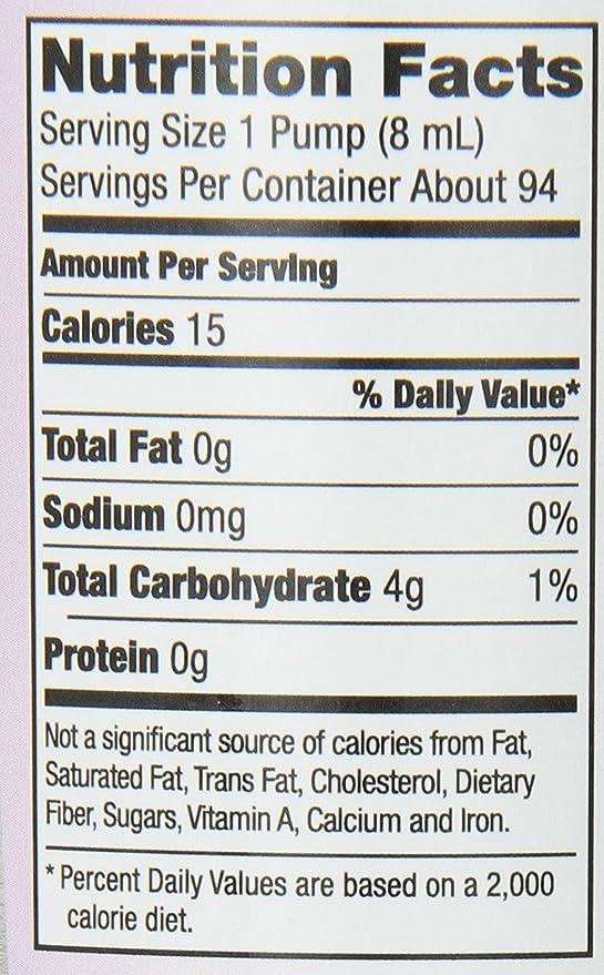 Amoretti Premium Sugar Free Flavoring, Butterscotch, 25.4 Ounce: Amazon.es: Alimentación y bebidas