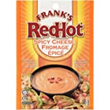 Frank's RedHot, Spicy Cheese Dip Seasoning, 28g, Case Pack 12 Count