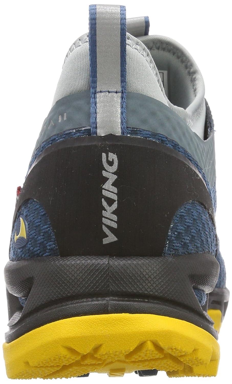 ff585f76bc6 Viking Herren Dis II Boa GTX M Trekking-& Wanderhalbschuhe, Blau  (Denim/Gold 7425), 41 EU: Amazon.de: Schuhe & Handtaschen