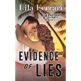 Evidence of Lies: Romantic suspense and mystery (KnightGuard Security Book 3)