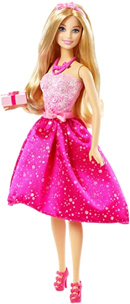 Barbie Happy Birthday Doll Dolls Amazon Canada