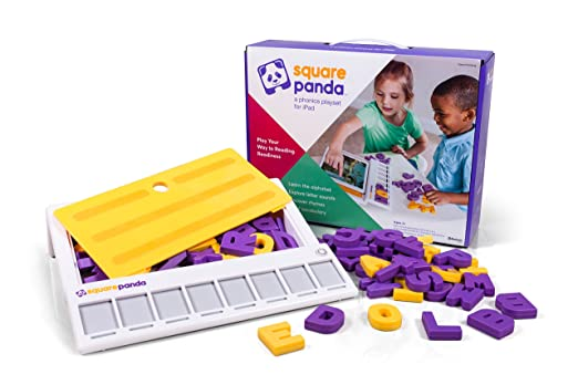 Square Panda Phonics Playset - Home Edition