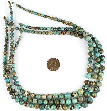 NEW 9 Beads hearts imitation turqoise beads 19mmx20mm