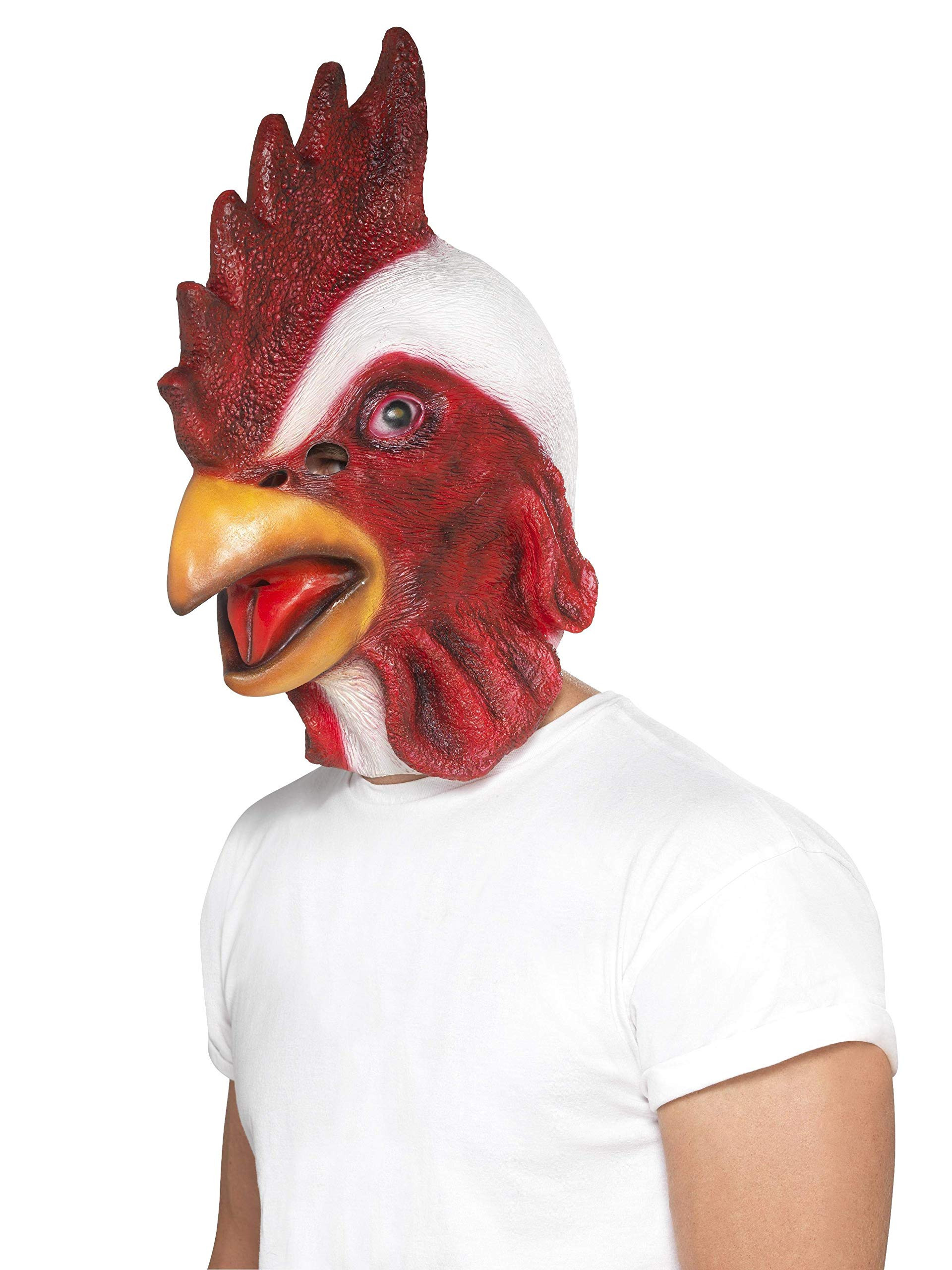 Smiffys Men's Overhead Chicken Mask