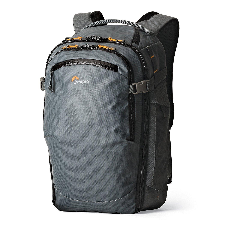 Lowepro HighLine BP 300 AW Packable Bag (Grey) [並行輸入品] B077QL96LK