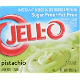 Jello Sugar Free Fat Free Pistachio instant pudding 28g 1oz