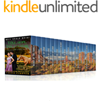 Love, Hope and a Future: 18 Book Bumper Box Set of Sweet, Clean, Mail Order Bride Western Romance