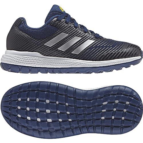 newest 2e02b 48525 adidas Mana Bounce 2 C Scarpe da Ginnastica Unisex – Bambini, Blu (Azumis