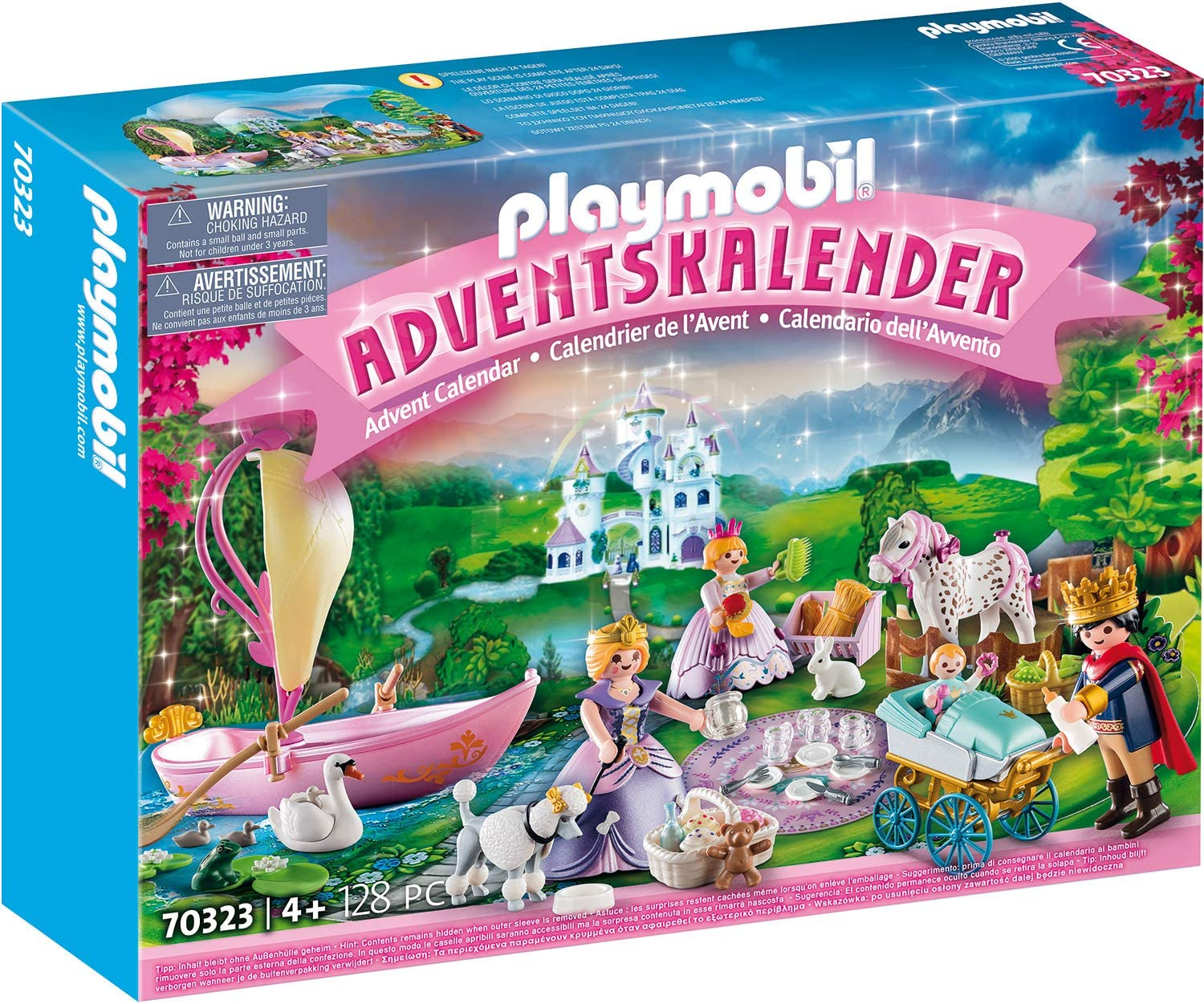 Playmobil 70323 - Calendario de adviento para niños a Partir de 4 años